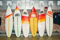 Sundek Surfboard Graphix : Adrineh Asadurian #surf #surfboard #sundek #custom graphics