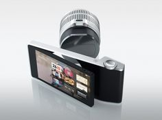 WVIL - Wireless Viewfinder Interchangeable Lens #wvil #digital #camera