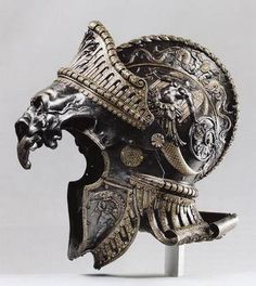LionHelmet #lion #helmet #armour