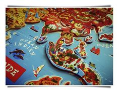 Graphic-ExchanGE - a selection of graphic projects #puzzle #map