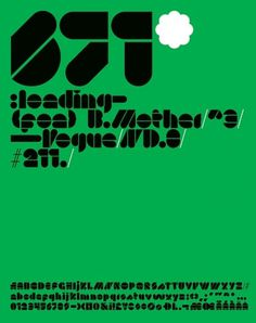 IdN™ Creators® — Negro (Buenos Aires, Argentina) #typographie