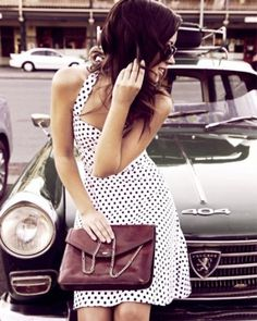 Women and cars « . . . #retro #women #beauty #cars #luxury