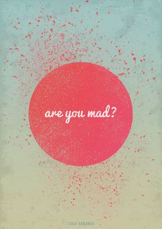 you are mad by ~Takunaaa on deviantART #pink #circle #mad