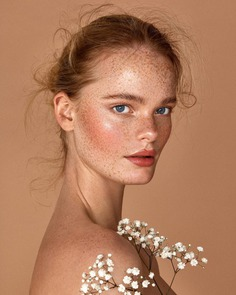Vibrant Fashion and Beauty Photography by Sarah Brown
