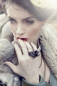 Merde! - Fashion photography (via: petals-avenue) #fashion #photography