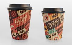 Lead Image #coffee #design #graphic #typography