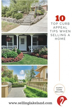 Top Curb Appeal to Sell a Home