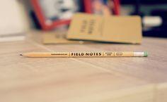 Field Notes Pencil #Field notes #Pencil #Pencils #Bokeh #Desk #Blur #Notes