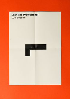 Leon The Professional, Simon Eriksson #movie #film #poster