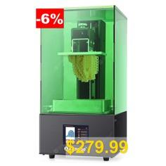 Alfawise #W10 #UV #LCD #Resin #3D #Printer #Build #Volume #98 #x #55 #x #140mm #- #GREEN