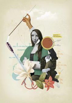 Le Monde – Magazine | Nazario Graziano Studio #illustration