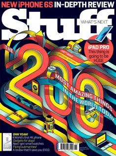 Magazine Covers Art