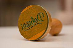 Dobrotti Stamp #stamp #lettering #dobrotti #typography