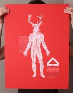 Mark Weaver #screen #print #poster