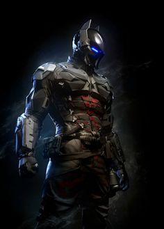 Batman Arkham Knight Rocksteady 2 #arkham #villain #knight #batman