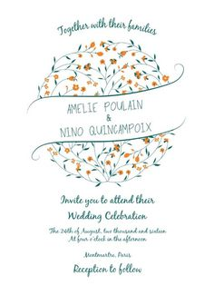 In Bloom - Wedding Invitations  #paperlust #wedding #invitaion #weddinginvitation #weddinginspiration #design #print