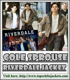 Cole Sprouse Riverdale Jacket