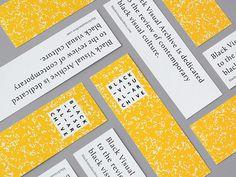 It's Nice That : Graphic Design: Great web and print identity by Montreal studio Fivethousand Fingers #bib #kirtukai