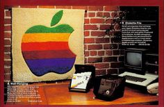 1983 apple gift catalog #apple #vintage
