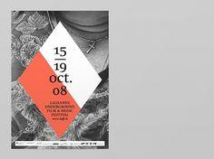 0 Por Ciento >> Espacio web especializado en grafismo #poster