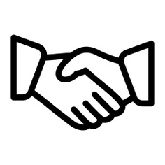 See more icon inspiration related to deal, agreement, handshake, gestures, hands and gestures and business and finance on Flaticon.