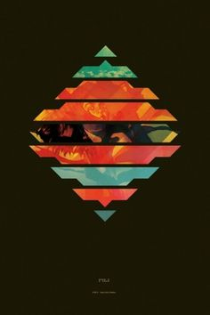 ISO50 Blog – The Blog of Scott Hansen (Tycho / ISO50) » The blog of Scott Hansen (aka ISO50 / Tycho) #tycho #truise #print #iso50 #com #poster #haley #seth