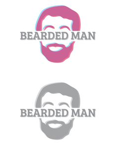 Bearded Man Events #logo #man #bearded