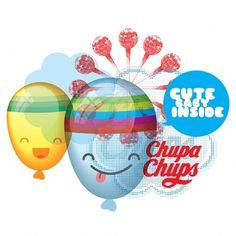 Ailoviu. Graphic Design + Art Direction : Gráficas Chupa Chups