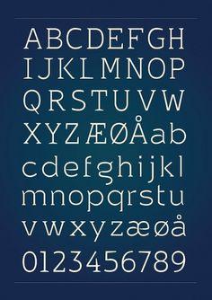 Old Estate - typeface on Typography Served #typography #serif #specimen