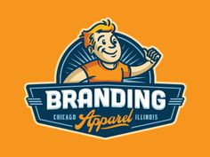 #branding #logo #apparel
