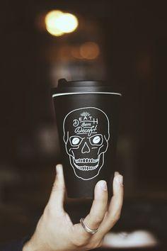Skull #coffee