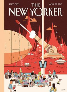 Pearson 2 #cover #yorker #illustration #new