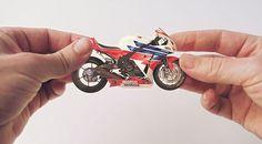 Honda, Hands on Behance #honda #photography #motorcycle