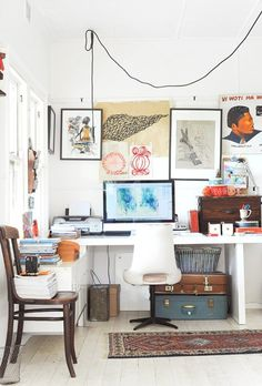 Day 2: Dabney's Style Treasure Hunt #desk #workspace