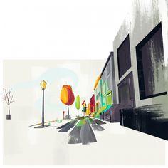 JonathonGorman : Güd Happens #illustration