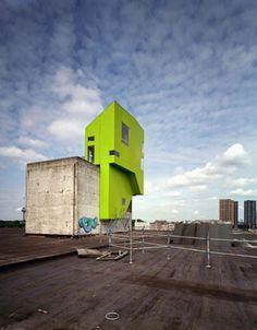 Parasite Architecture | AMNP #architecture