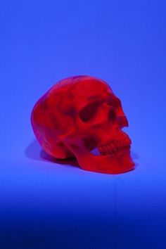 Tutte le dimensioni |VHS HELL POSTER BASE | Flickr – Condivisione di foto! #skeleton #red #mask #blue #death
