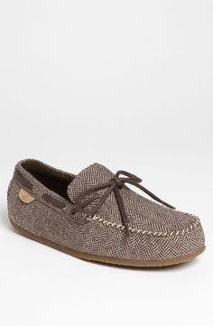 #fashion #herringbone #slipper