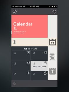 Taskpixels #flat #ux #ui #mobile #minimal #typography