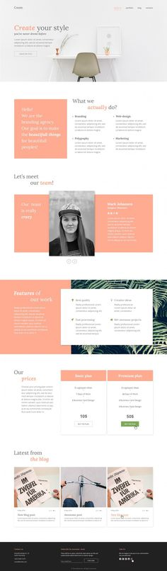 Create – Creative Agency