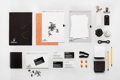 seesaw.: bond agency. #stationary #branding