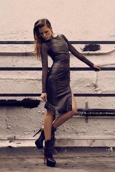 Bekah Jenkins by Malina Corpadean for Fashion Magazine
