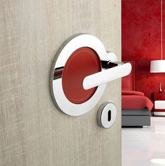 The new lever handle Saturn by Manital - #design, #productdesign, #industrialdesign, #objects