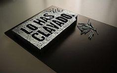 Typography Mania #135 | Abduzeedo | Graphic Design Inspiration and Photoshop Tutorials