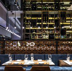 Hong-Kong #Restaurant by Kokaistudios