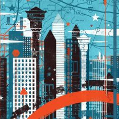 hoh2010_andrewBeckman_0003_city_pannel.jpg 500×500 pixels #illustration #buildings