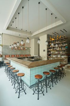 """Gran Fierro restaurant"" by studio Formafatal"