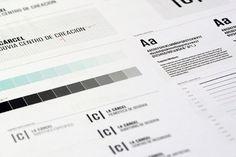 Looks like good Print Design by erretres #print #design #graphic #grid #type