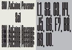 type, typeface, specimen
