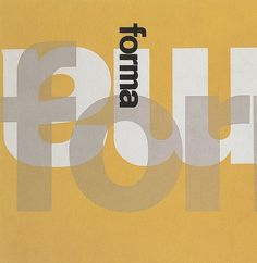 Max Huber, Forma, 1955 #max #huber #design #graphic #1955 #poster